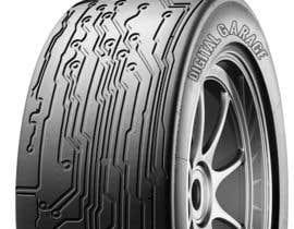 nº 19 pour Digital Tyre Image par frontrrr