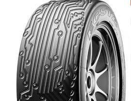 nº 20 pour Digital Tyre Image par mdhkatebi