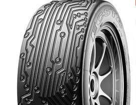 nº 21 pour Digital Tyre Image par mdhkatebi