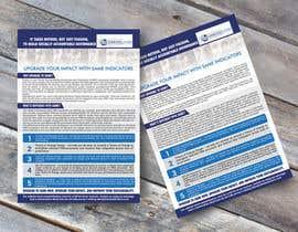 nº 26 pour Design a Flyer and an email signature par pixelmanager
