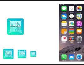 nº 45 pour Design icon for QR Code Reader app par Mithuncreation