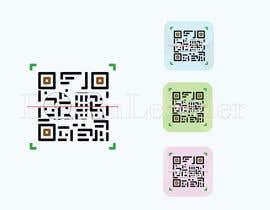 nº 34 pour Design icon for QR Code Reader app par dreamlearner
