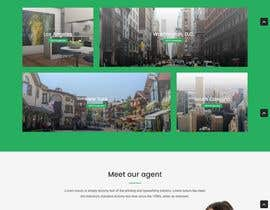 #14 untuk Design a homepage Mockup (Only photoshop or similar) without front end coding. Just nice/modern graphic design oleh jameseaston418