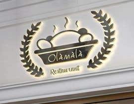 nº 56 pour Design a Logo for Olamala Restaurant par krishchenkov