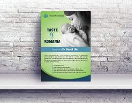 nº 10 pour Healthbridge Global 1-sided flyer par raciumihaela
