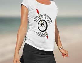 nº 35 pour Design a T-Shirt_thotlevelzero_v1 par pmparvez