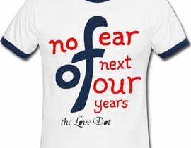 nº 4 pour Design a T-Shirt_nofearofnextfouryears par riduanpekua