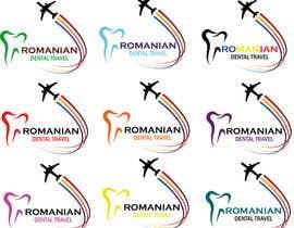nº 138 pour Logo for a Dental Travel Company par AndreaKGL03