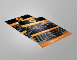 nº 68 pour Design a Flyer par kamalhossain988