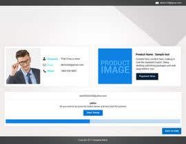 nº 17 pour Build a Website with bootstrap v4 par saidesigner87