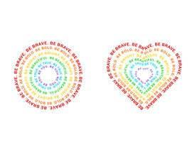 nº 18 pour Create Unique Heart AND Circle Design par Beena111