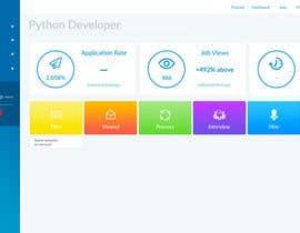 nº 3 pour Design a Website Mockup par angelc03