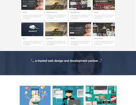 #11 for Improve design of 5 pages by WebrandTechno