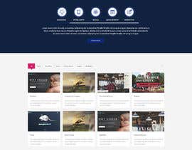 #30 for Improve design of 5 pages by WebrandTechno