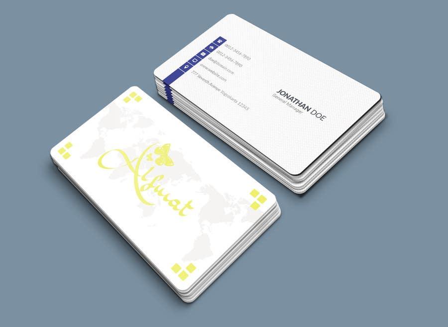 Proposition n°36 du concours Business card design