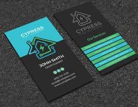 nº 233 pour Business Card Design - Technology Integration - Electrician par sahasrabon