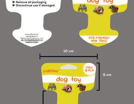 nº 28 pour Design a Brochure or flyer for dog toys to hang par yeadul