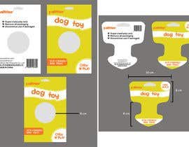 nº 29 pour Design a Brochure or flyer for dog toys to hang par yeadul