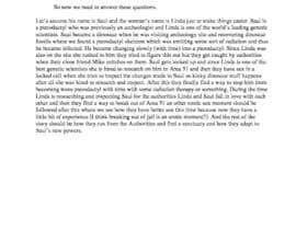 nº 4 pour Write crazy plot idea for dinosaur romance book par zubi1999