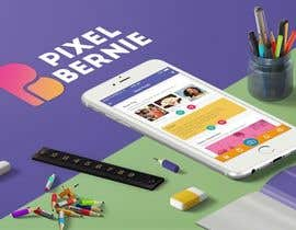 nº 28 pour Design an App Mockup par PixelBernie