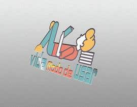 nº 3 pour Design a Logo -- Vida Modo de usar par carlosmaxc