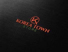 nº 27 pour Design a Logo {Korea town store} par jhraju41