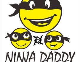 nº 35 pour Ninja Daddy Graphic Design par yunitasarike1