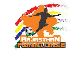 nº 29 pour R-League (Rajasthan's Football League) Logo par Deveshyadav583