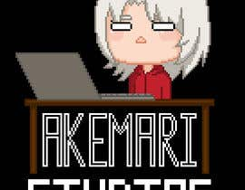 nº 60 pour Pixel Art - Animated Logo for Akemari Studios par rebevl02