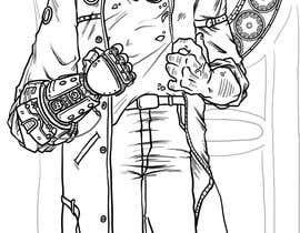 """nº 8 pour Two Chapter Illustrations for """"Metropolis"""" par GabSW"""