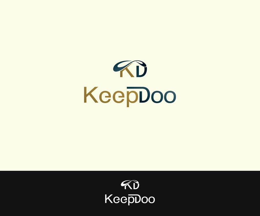 Bài tham dự cuộc thi #                                        44                                      cho                                         Logo Design for KeepDoo