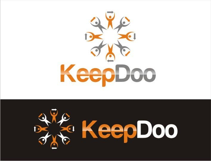 #183 for Logo Design for KeepDoo by sharpminds40