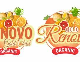 nº 154 pour Design a Logo on the Juice Bottles par EdmarCollazo