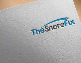 """nº 22 pour Logo Design For """"TheSnoreFix"""" par Maaz1121"""