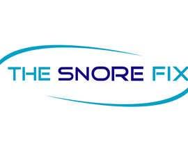"""nº 20 pour Logo Design For """"TheSnoreFix"""" par alamgir335903"""