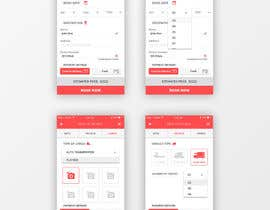 nº 5 pour Design an App Mockup  - Just 1-2 pages par jams676