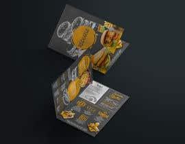 nº 23 pour Design a Cafe Menu A4 bifold portrait design par MichaelMeras