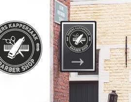 nº 42 pour Design a Logo for a barbershop par blakewebagency
