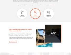 nº 8 pour Website design par ByteZappers