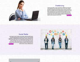 #69 for website background Homepage by Tajulislambd