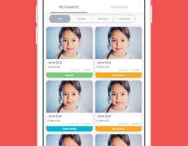 nº 3 pour Design an App screens in PSD par JulioEdi
