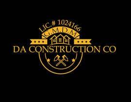 nº 4 pour Construction Company Needs a Logo par DannicStudio