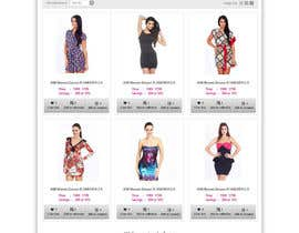 #24 cho Website Design for fashion business bởi mughikrish