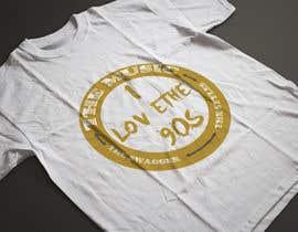 nº 39 pour Design a T-Shirt_ilovethe90s par FARUKTRB