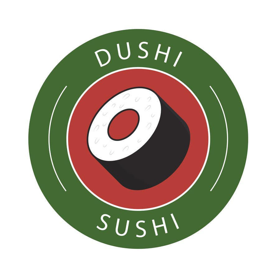 Proposition n°13 du concours Dushi Dubai Sushi Logo