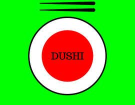 nº 4 pour Dushi Dubai Sushi Logo par magistr0505