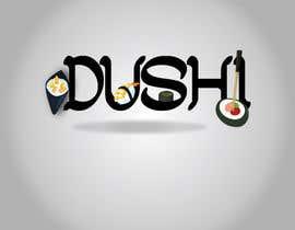 nº 18 pour Dushi Dubai Sushi Logo par shapegallery