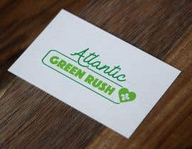 nº 18 pour Design a Logo for Atlantic Green Rush par linedsl