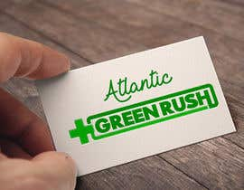 nº 30 pour Design a Logo for Atlantic Green Rush par farzanamim333