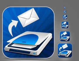 #63 untuk Icon Design for a Document Scanner Phone App oleh badhon86